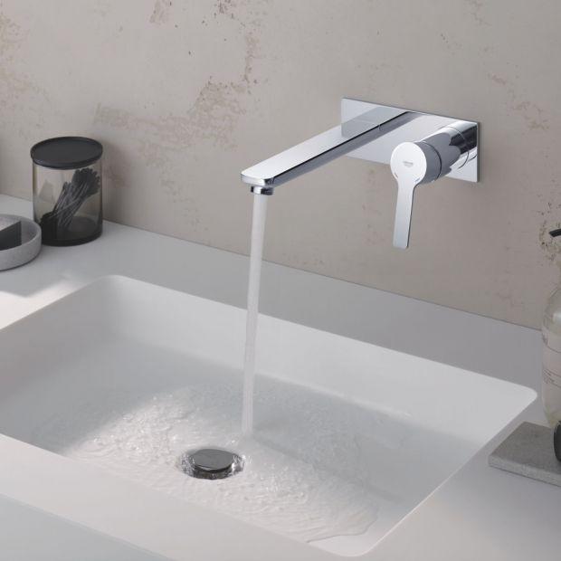 Armatura do łazienki - ponadczasowa kolekcja w duchu minimalizmu