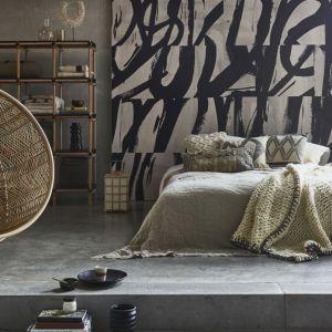 Jak urządzić nastrojową sypialnię: 10 ciekawych pomysłów. Fot. HK Living
