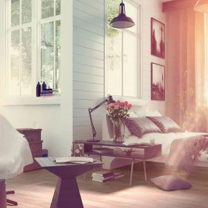 Jak urządzić nastrojową sypialnię: 10 ciekawych pomysłów. Fot. RuckZuck
