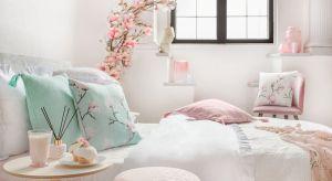 Rose Quartz, odcienie mięty, a także motywy magnolii to elementy charakterystyczne najnowszej linii tekstyliów do domu.