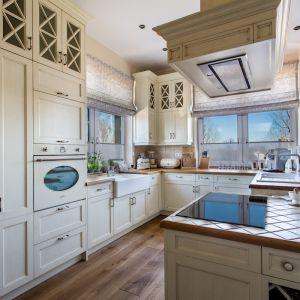 Meble w stylu klasycznym: kuchnia York. Fot. Arino House