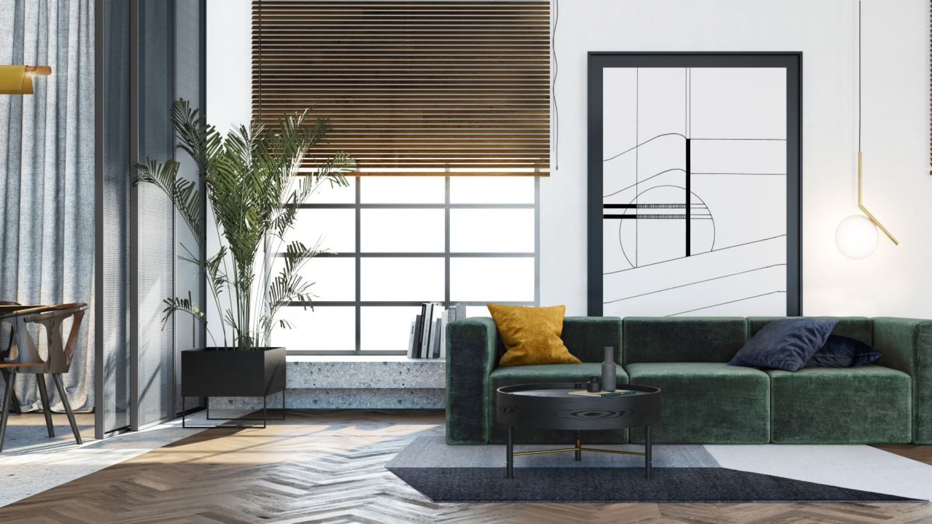 Design na osiedlach: lounge. Fot. Invest Komfort