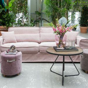 Holenderska marka Riviera Maison lansuje pudrowe róże, przytulność i domowe klimaty z odniesieniami do natury. Fot. Riviera Maison.