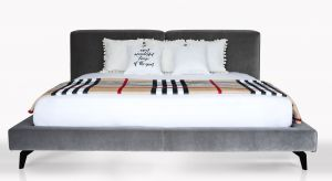 Wygodne łóżko, pozwalające na regenerację i niczym niezmącony sen, stanowi obowiązkowy element każdej sypialni.