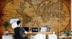 Nie ulega wątpliwości, że mapy są jednym z najchętniej wybieranych motywów dekoracyjnych w naszych domach.