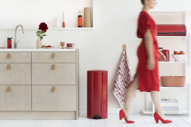 Modna kuchnia - gadżety w kolorze Passion Red