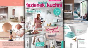 Nowy numer Świata Łazienek i Kuchni właśnie ukazał się na rynku.<br /><br />