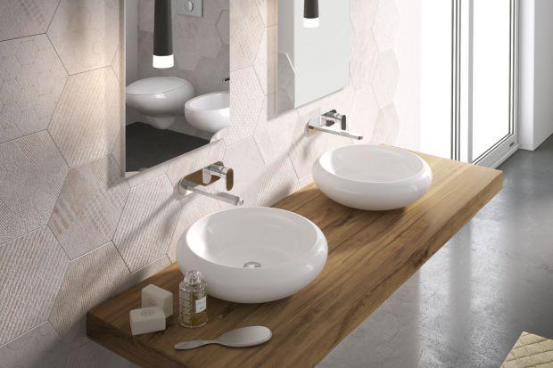 Nablatowa umywalka to elegancki akcent w łazience, dodający jej powabu i szyku. Zobaczcie 12 modeli w różnych kształtach i kolorach.