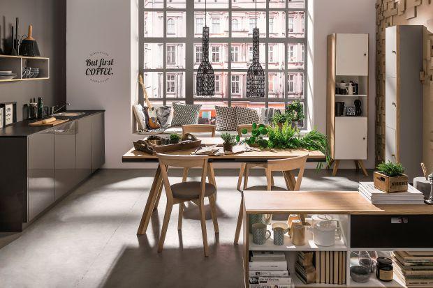 Stół w kuchni - 12 modnych propozycji