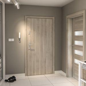 Drzwi wejściowe Agat Plus. Fot. Porta