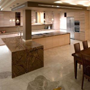 Marmur w kuchni. Fot. Margraf