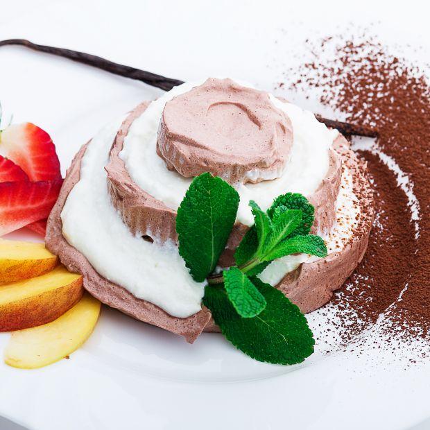 Słodkie Walentynki - przepis na deser w stylu fit