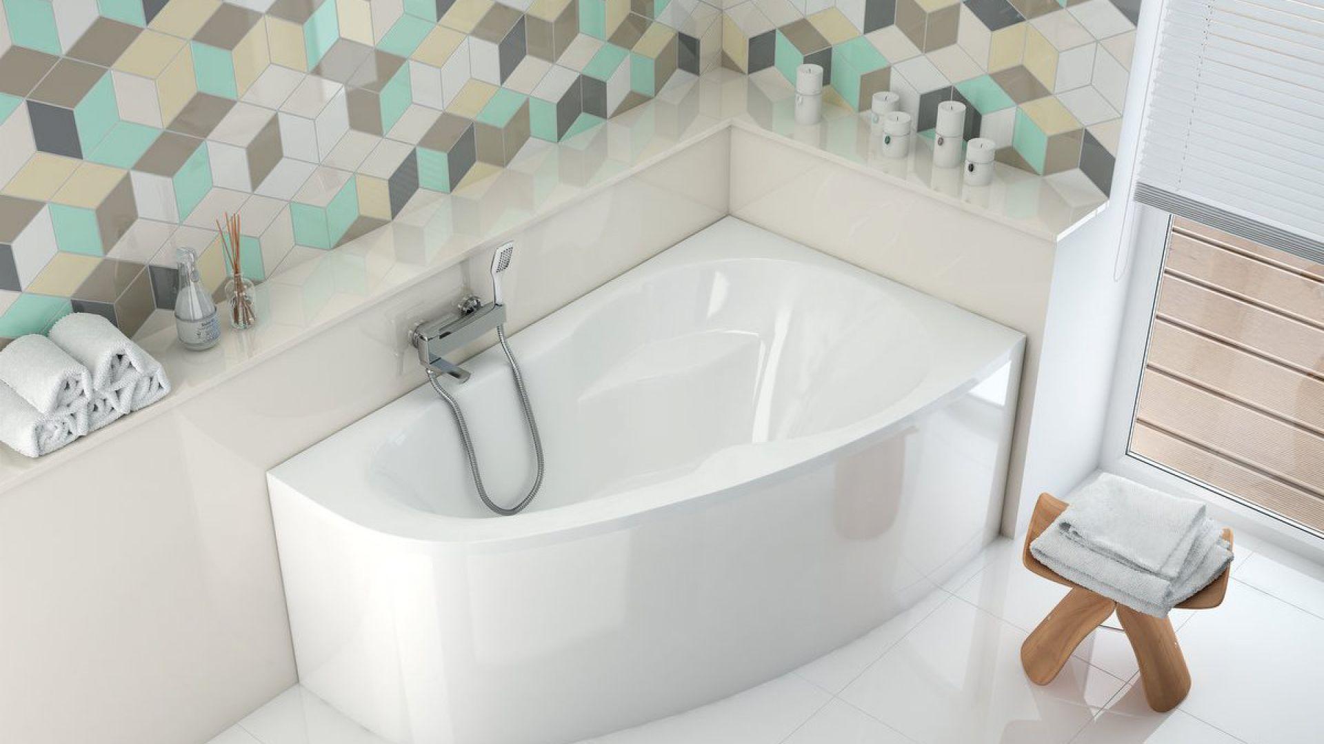 Mała łazienka Wybieramy Idealną Wannę