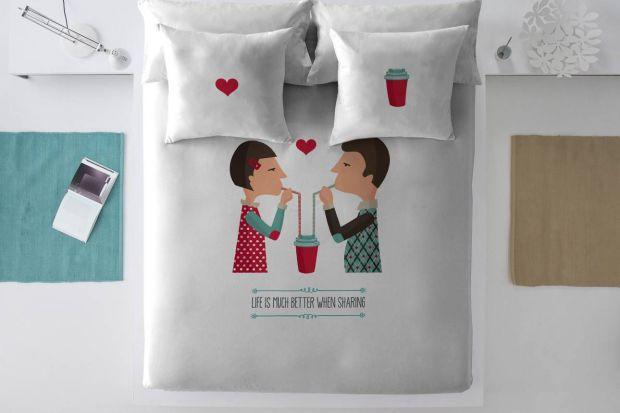 """""""All you need is love"""" – zwłaszcza w walentynki! 14 lutego podaruj ukochanej osobie miły drobiazg. Jeśli jeszcze nie masz na niego pomysłu, sprawdź naszą listę 5 niezawodnych upominków."""