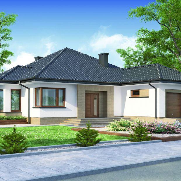 Parterowy dom - 15 wyjątkowych projektów