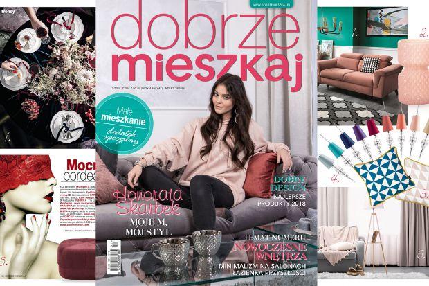 Gwiazdą tego wydania Dobrze Mieszkaj jest Honorata Skarbek. Znana i popularna wokalistka i blogerka zaprosiła nas do swojego mieszkania, w którym odbyła się sesja zdjęciowa prezentowana w tym numerze.