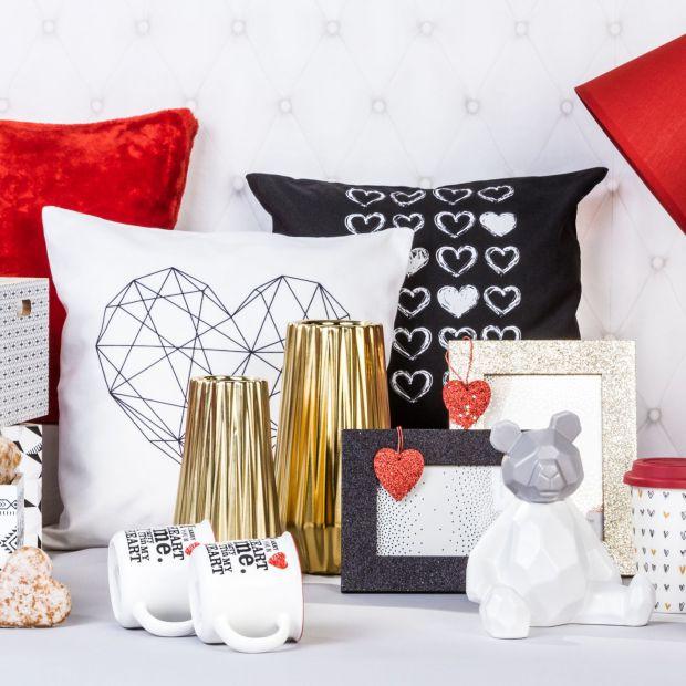 Walentynki w domu - tak stworzysz romantyczny klimat