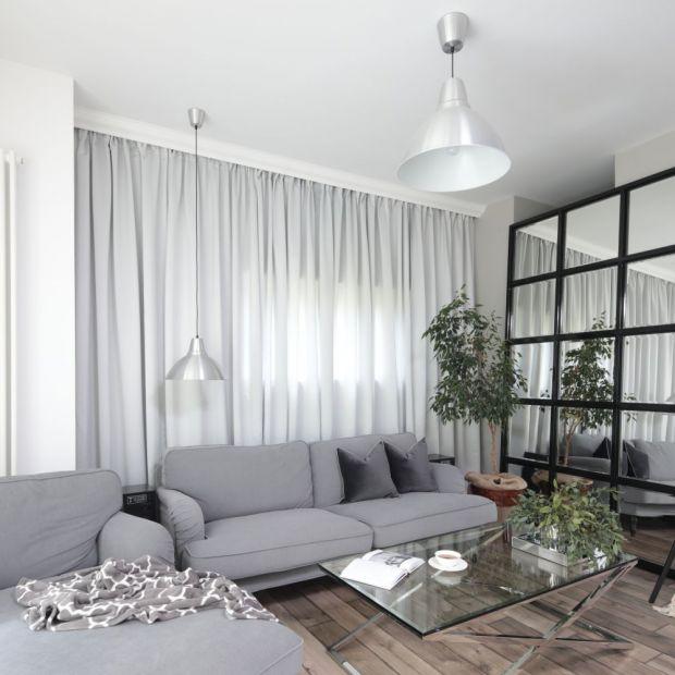 Piękne, jasne mieszkanie - zobacz projekt stylowego wnętrza