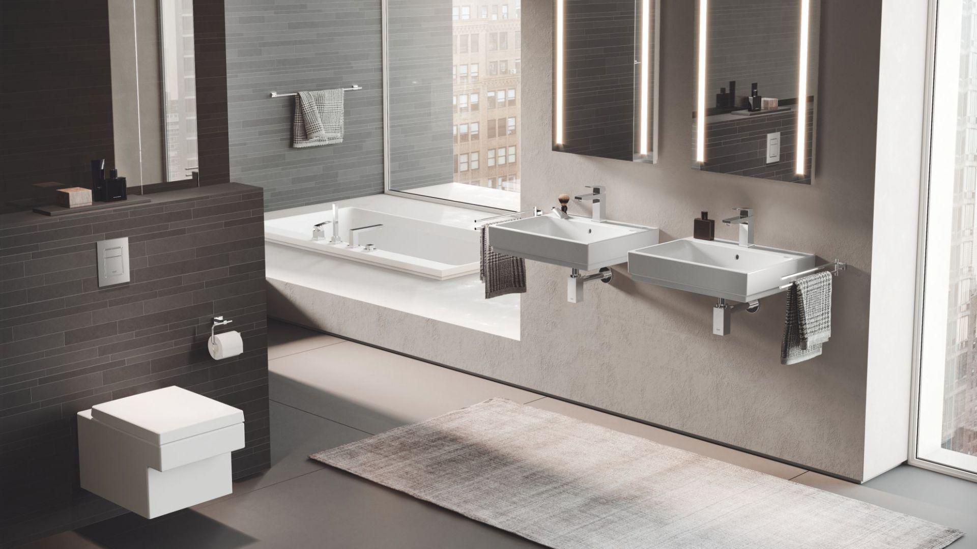 Innowacyjne rozwiązania łazienkowe. Fot. Grohe