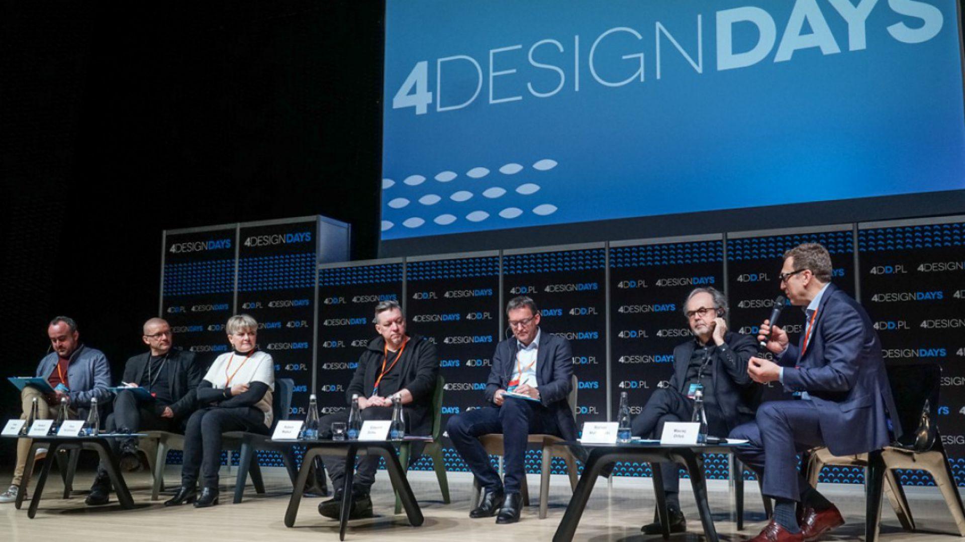 4 Design Days. Kiedy pozbędziemy się brzydoty w architekturze? Fot. 4 Design Days