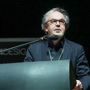 4 Design Days rozpoczęte. Na zdjęciu: Rainer Mahlamäki, architekt, 4 Design Days 2018.  Fot. PTWP