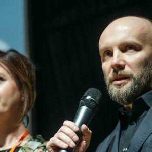 Małgorzata Burzec-Lewandowska i Robert Posytek, redaktorzy merytoryczni 4 Design Days 2018.  Fot. PTWP