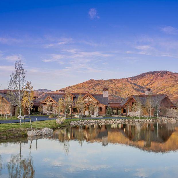 Dom w górach. Zobacz piękne ranczo w Kolorado