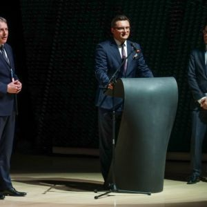Marcin Krupa, prezydent Katowic. Fot. PTWP