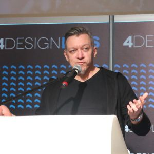 Robert Majkut, CEO, Head of Design Robert Majkut Design. Fot. PTWP