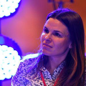 Agnieszka Buchta-Swoboda. Akademia Dobrze Mieszkaj w ramach dni otwartych 4 Design Days. Fot. PTWP