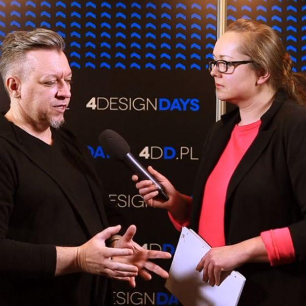 Robert Majkut o miastach przyszłości na 4DD 2018