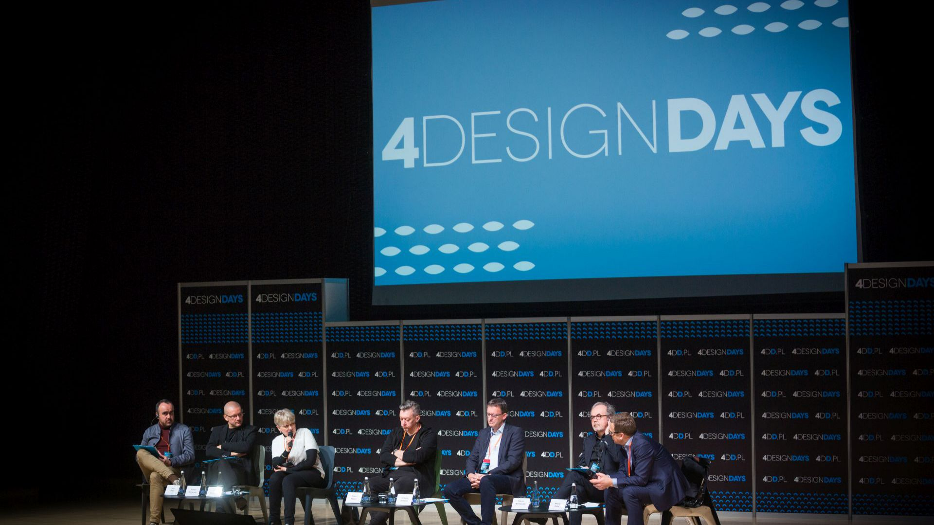 Sesja inaugurująca dni branżowe 4 Design Days.