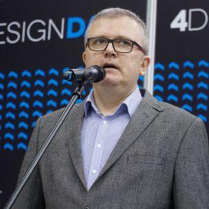 Tomasz Szurawski, prezes firmy Publikator oraz dyrektor projektu 4 Design Days. Fot. PTWP