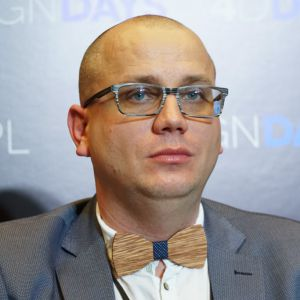 Marcin Oleszczuk, Kontakt-Simon. Fot. PTWP