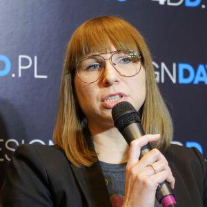Anna Maria Sokołowska, architekt, pracownia Architektura Wnętrz. Fot. PTWP