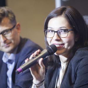 Ewa Łusiak, Product Marketing Manager marek Best, Küppersbush i Novy, Comitor.  Fot. PTWP