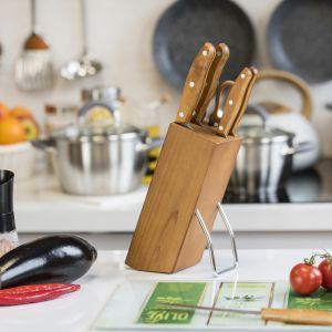 Motyw drewna w kuchni. Fot. Galicja dla Twojego Domu