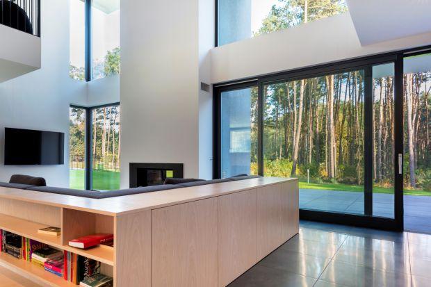 Okna do designerskich wnętrz