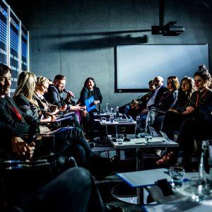 Grupa Tubądzin na 4 Design Days, Tomasz Smus, architekt marki. Fot. Tubądzin