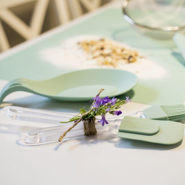 Modna kuchnia - gadżety z kolorowego silikonu