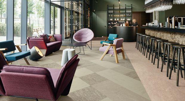 Ekologiczne i nowoczesne: nowy pomysł na podłogi do wnętrz publicznych