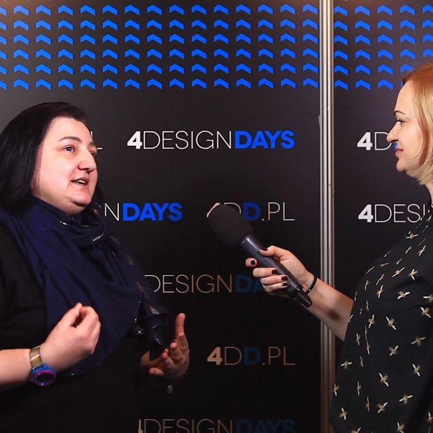Salon na przestrzeni lat całkowicie zmienił swoją funkcję: Dagmara Jakubczak na 4DD