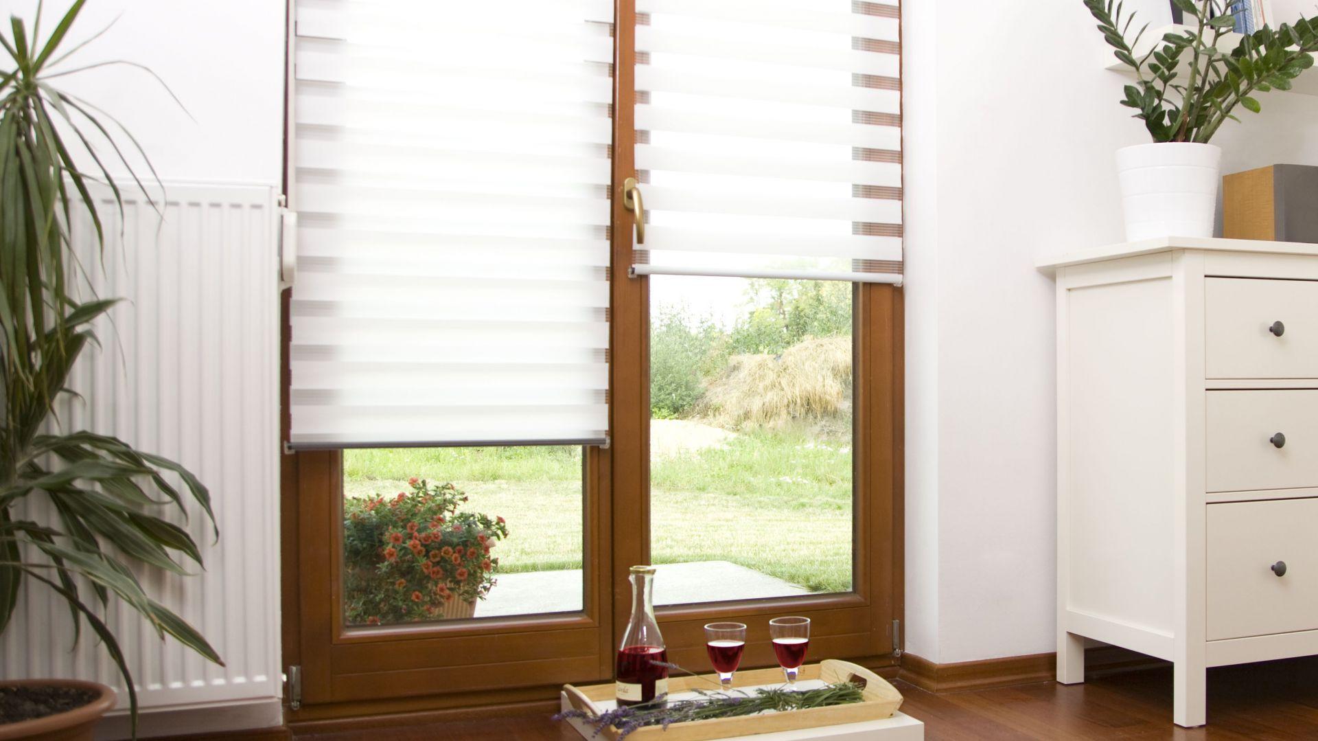 Jak wybrać najlepszą osłonę okien na parterze. Fot. Franc Gardiner