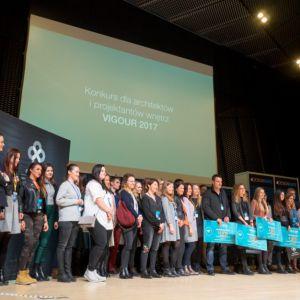 W konkursie wzięło udział 154 uczestników (architektów. Zgłoszono w sumie 203 prace w 2 kategoriach. Fot. PTWP
