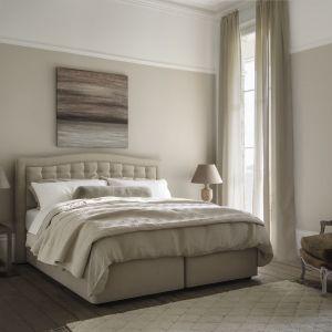 Sypialnia w stylu glamour. Fot. Hypnos