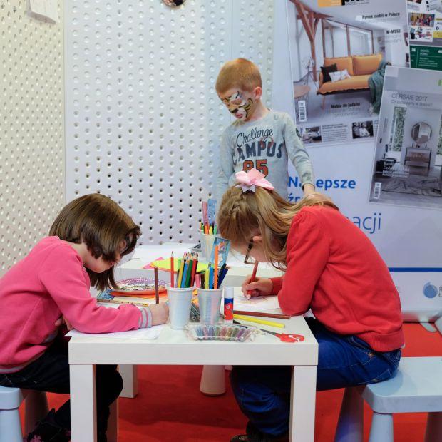 Dobrze Mieszkaj lubi dzieci. Wyniki konkursu plastycznego dla dzieci na 4 Design  Days