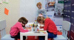 Na stoisku Dobrze Mieszkaj w trakcie Dni Otwartych 4 Design Days, w strefie dla małych artystów i przyszłych architektów odbył siękonkurs na najładniejsze rysunki wymarzonego domu.
