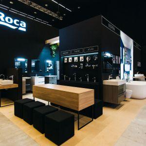 4 Design Days stoisko Roca. Fot. Roca