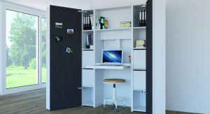 Dobrze zaaranżowana przestrzeń to podstawowy wyznacznik komfortu i jakości pracy, nawet jeżeli wykonujemy ją w domu.