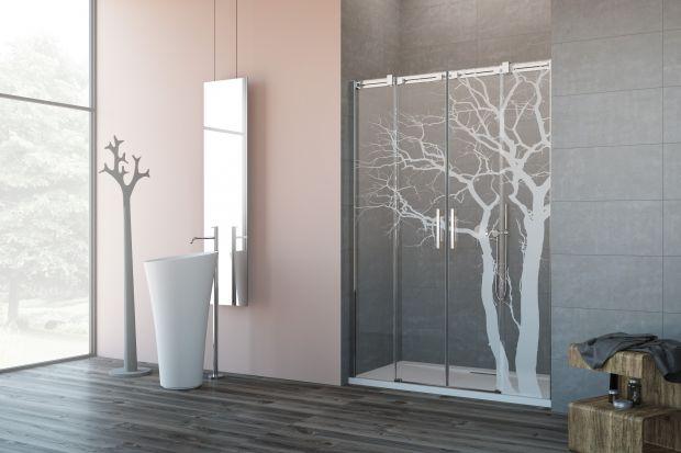 Komfortowa łazienka: urządzamy strefę prysznica